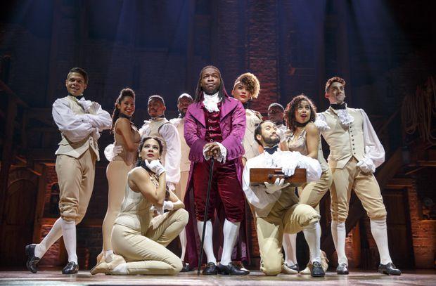 Musical phenomenon Hamilton to hit Toronto stage in 2019-20 season