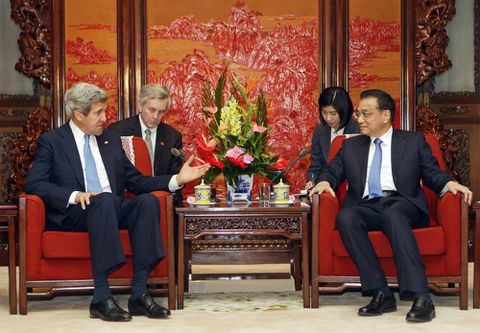 Kerry optimistic China will rein in North Korea but doubts remain