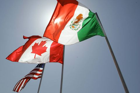 Reopening NAFTA could give Canada access to services sector