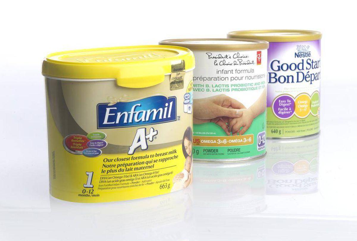 Homemade infant formulas dangerous