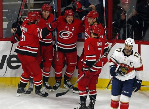 Hurricanes owner agrees to sell, National Hockey League  commissioner says team won't move