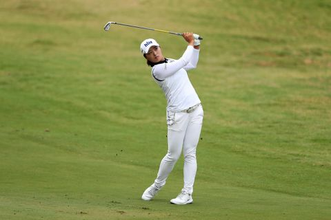 WOMEN'S OPEN: Korea's Ko claims the Patricia Bridges Bowl