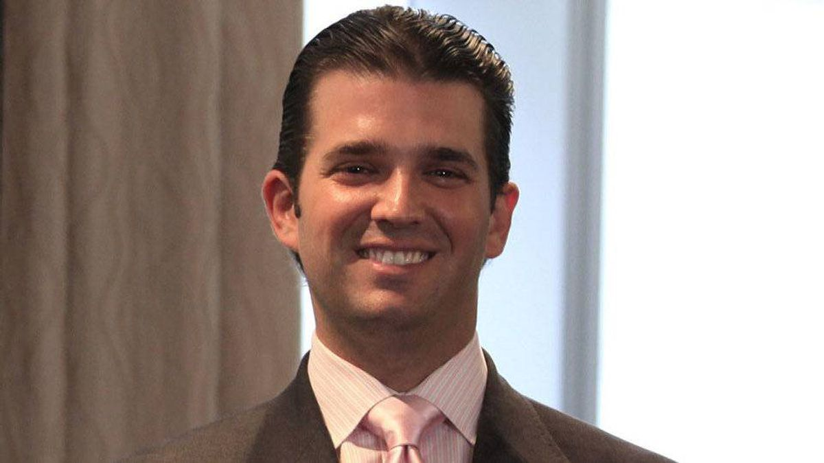 Donald Trump Jr. is under fire for a hunting trip he took in 2010.