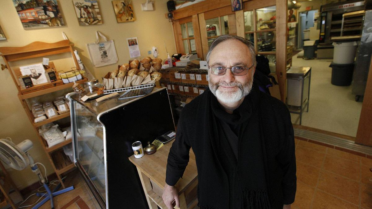 'We're still fine-tuning the formula' for St. John's Bakery, says Father Roberto Ubertino, executive director of St. John the Compassionate Mission. 'We're a business with a social mandate. And we're proving this can pay for itself.'