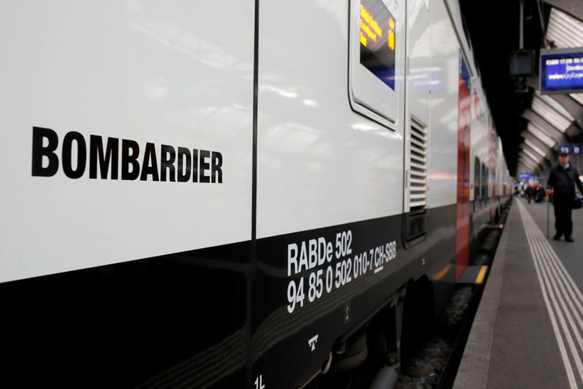 One more problem plaguing beleaguered Bombardier: its underfunded pension plans