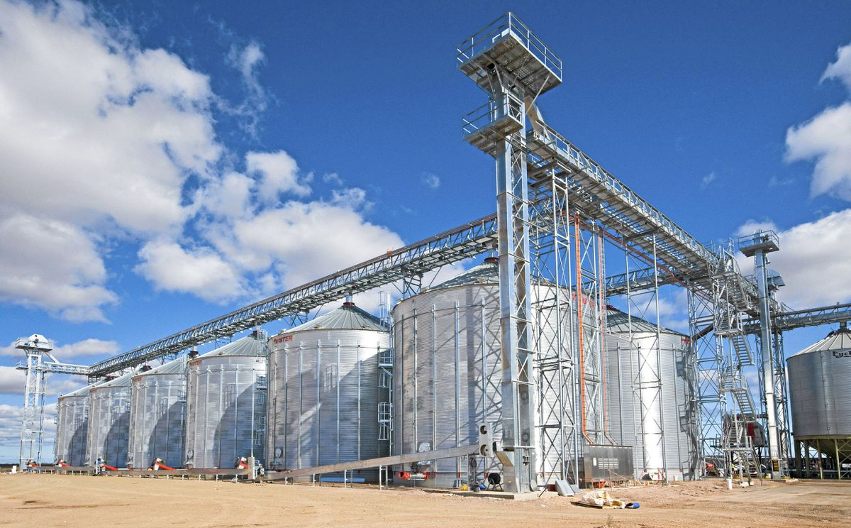 Ag Growth plans to increase its share of the market for storage bins to 30 per cent from 10 per cent.