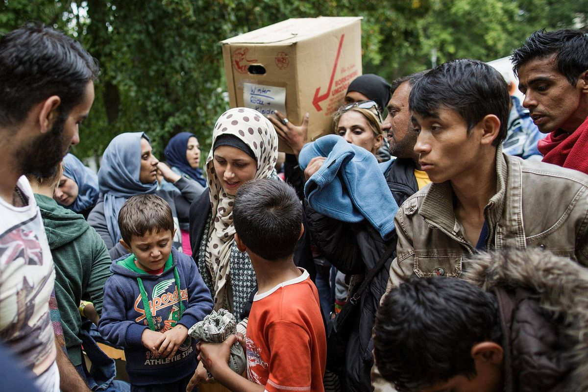 Refugee sponsorship can be a long, complex process - here's