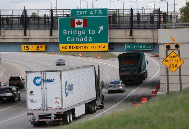 Trump threatens Canada's 'ruination' amid auto tariff NAFTA pressure
