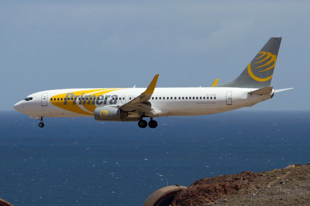 Primera Air ceases operations