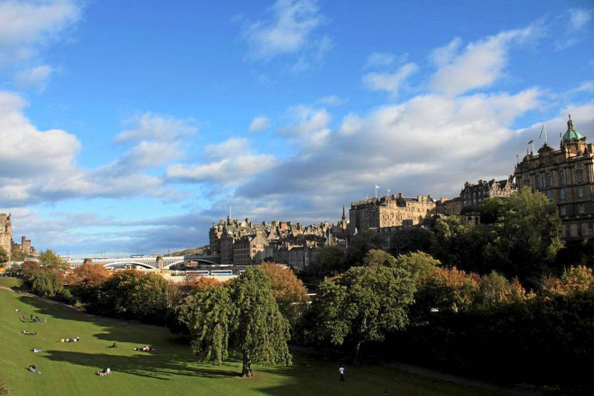 All of Edinburgh is a UNESCO World Heritage Site.