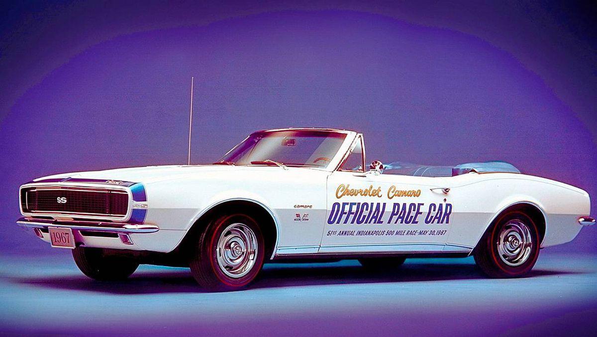 Chevy Camaro Through The Years The Globe And Mail