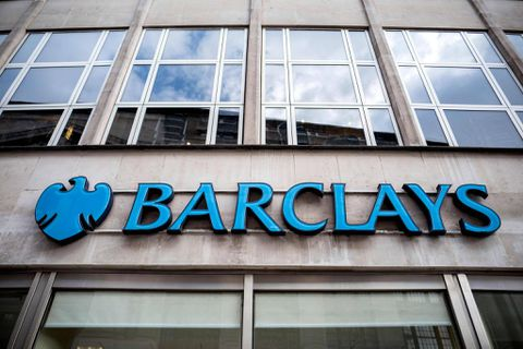 Barclays share price soars even as bank posts full-year loss