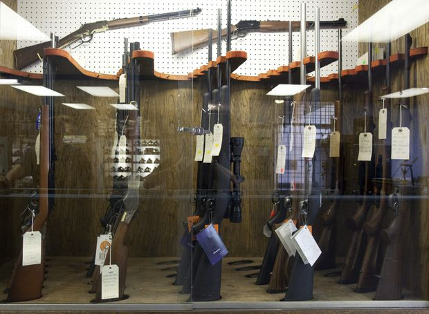 Quebec credits new gun registry for spike in voluntary surrenders