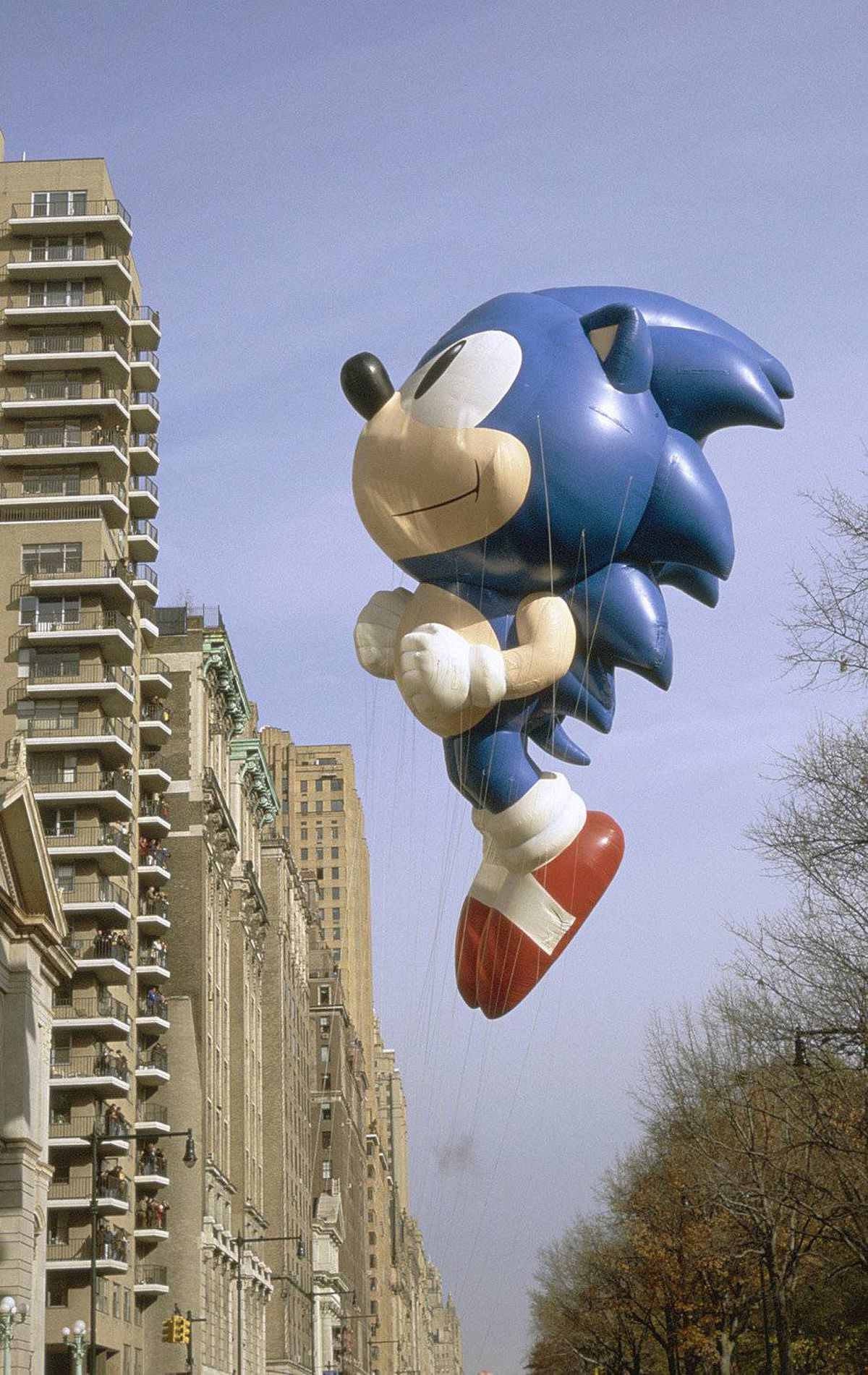 Ah, Sonic the Hedgehog. Remember when video games were that simple? Year: 1996