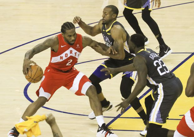 Raptors' run takes its place on Canadian history's highlight reel