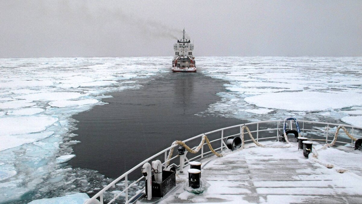 Texas-based ION Geophysical has quietly mapped a large portion of the bottom of the Beaufort Sea in a quest to find oil- and gas-bearing geological features.
