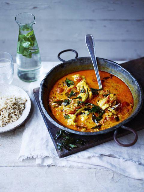 Recipe: Sri Lankan-style monkfish curry