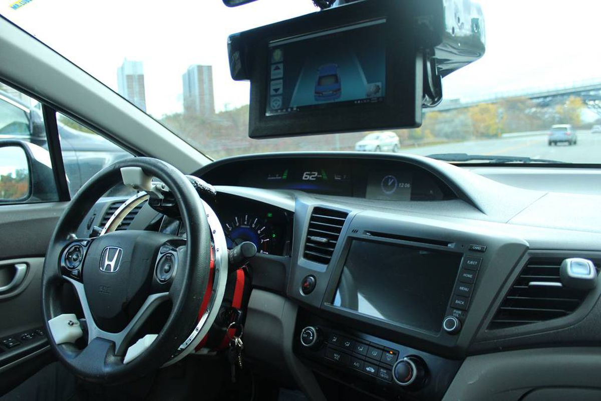 Toronto firm X-Matik aims to bring self-driving technology to ...