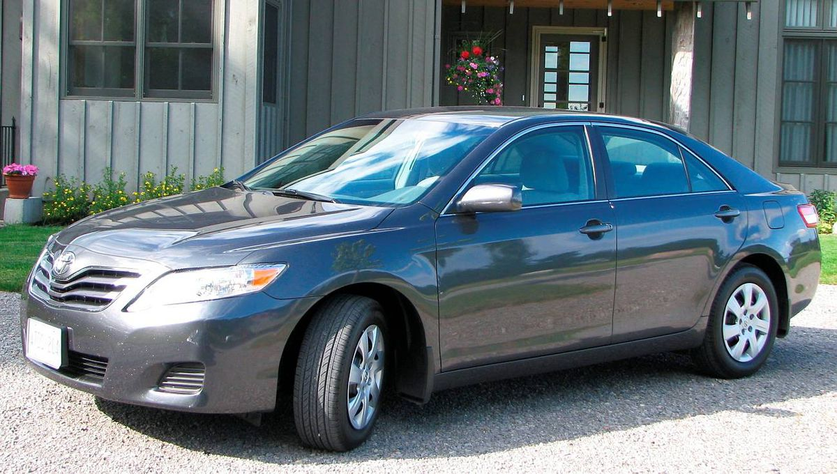 Through six generations and 10-million-plus sales, the Camry has established itself as one of the most popular cars on the continent. Bob English for The Globe and Mail
