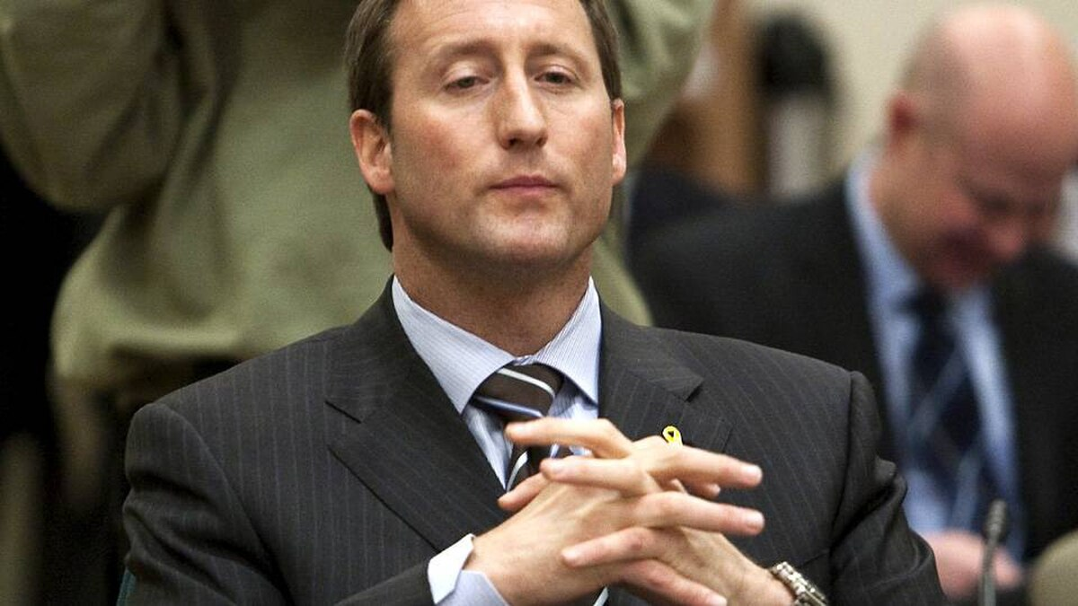 Minister of National Defence Peter MacKay appears before the Special Committee on the Canadian Mission in Afghanistan on Parliament Hill.