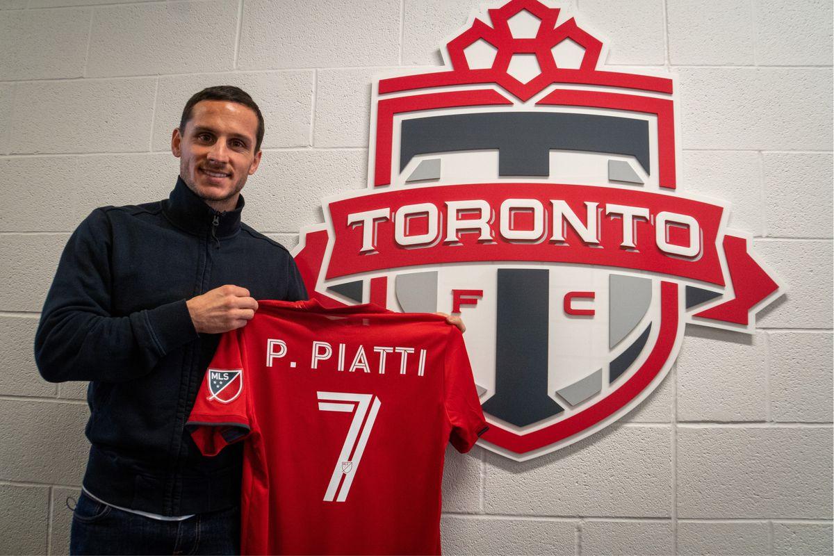 Argentine winger Pablo Piatti could make Toronto debut Wednesday in preseason game