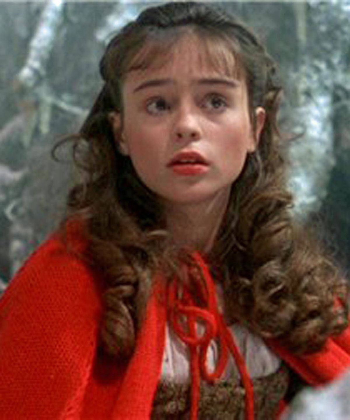 MOVIE The Company of Wolves Vision, 9 p.m. ET, 6 p.m. PT Directed by Neil Jordan, this 1985 British film merges elements of fantasy and horror into a surrealist pastiche. Set in modern times but working off the classic Little Red Riding Hood fable, the story follows the plucky teen Rosaleen (Sarah Patterson), who sets off into the foreboding forest to visit her Granny (Angela Lansbury) and happens upon a handsome young huntsman (Micha Bergese) along the way. Is he Rosaleen's protector or the big bad wolf? The answer is the stuff of which nightmares are made.