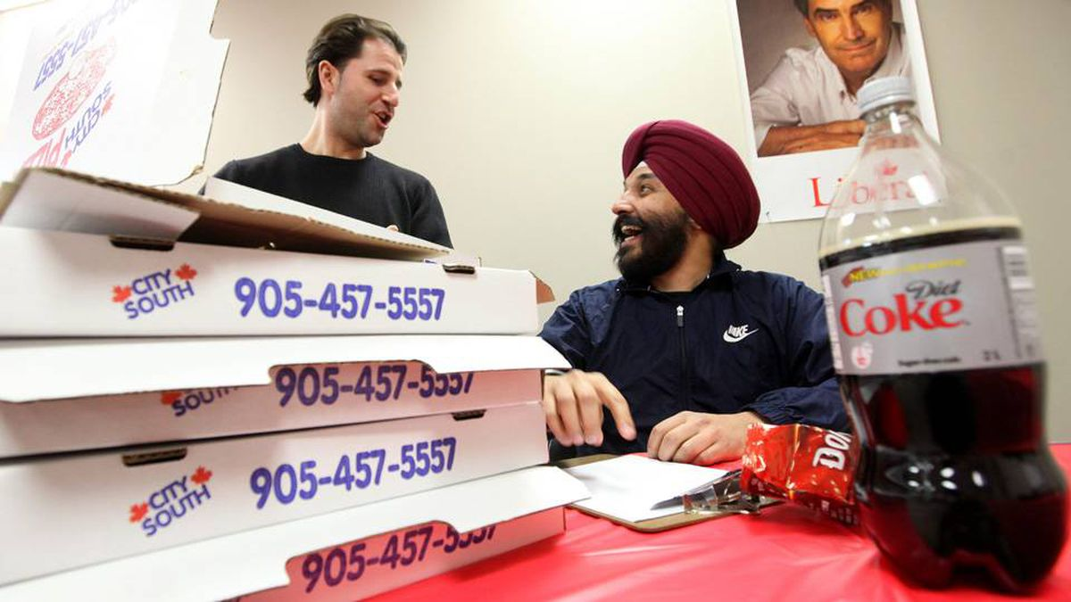 Bad food poor sleep why the federal election is a health for Navdeep s bains