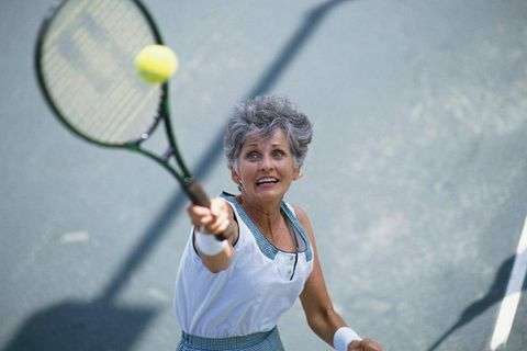 How older athletes can fight the effects of aging