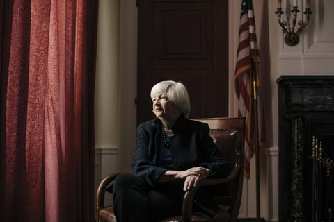 What Yellen's Fed tenure will be remembered for