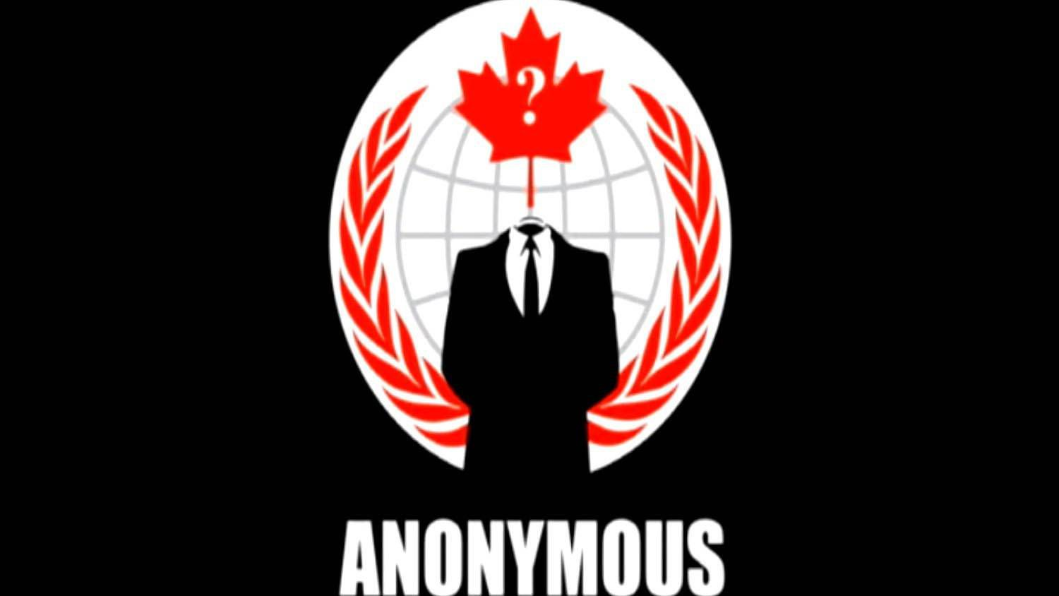 Speaker sides with Toews, rules hacker group Anonymous out