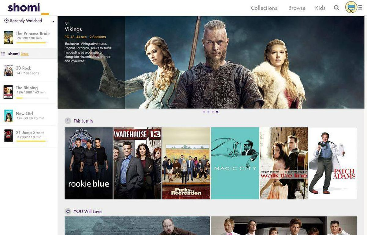 Review: Is Shomi a better streaming service than Netflix
