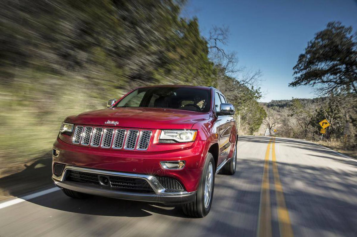 A Diesel Suv Thats Luxury Vehicle In Canada The Globe And Mail 2013 Grand Cherokee Overland Summit