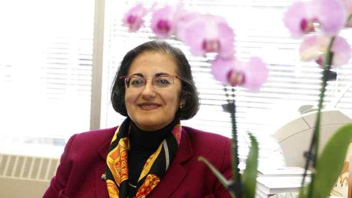Maria Gonzalez , president of Argonauta Consulting Inc.