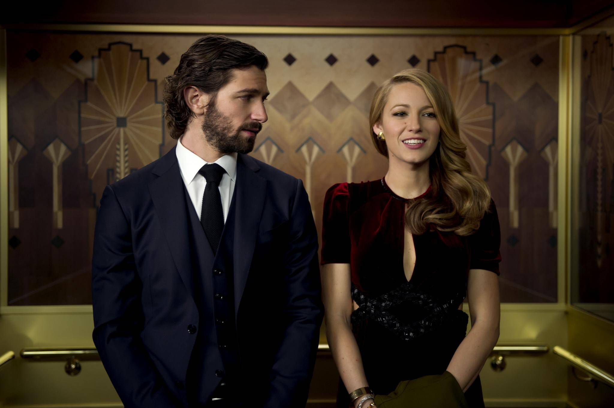 the age of adaline: drawn out romance gets lost in time - the globe