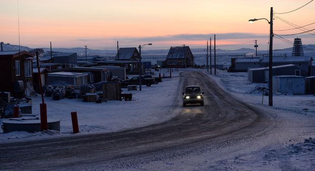 Northern residents applaud pair of federal announcements paving way to long-awaited Arctic road