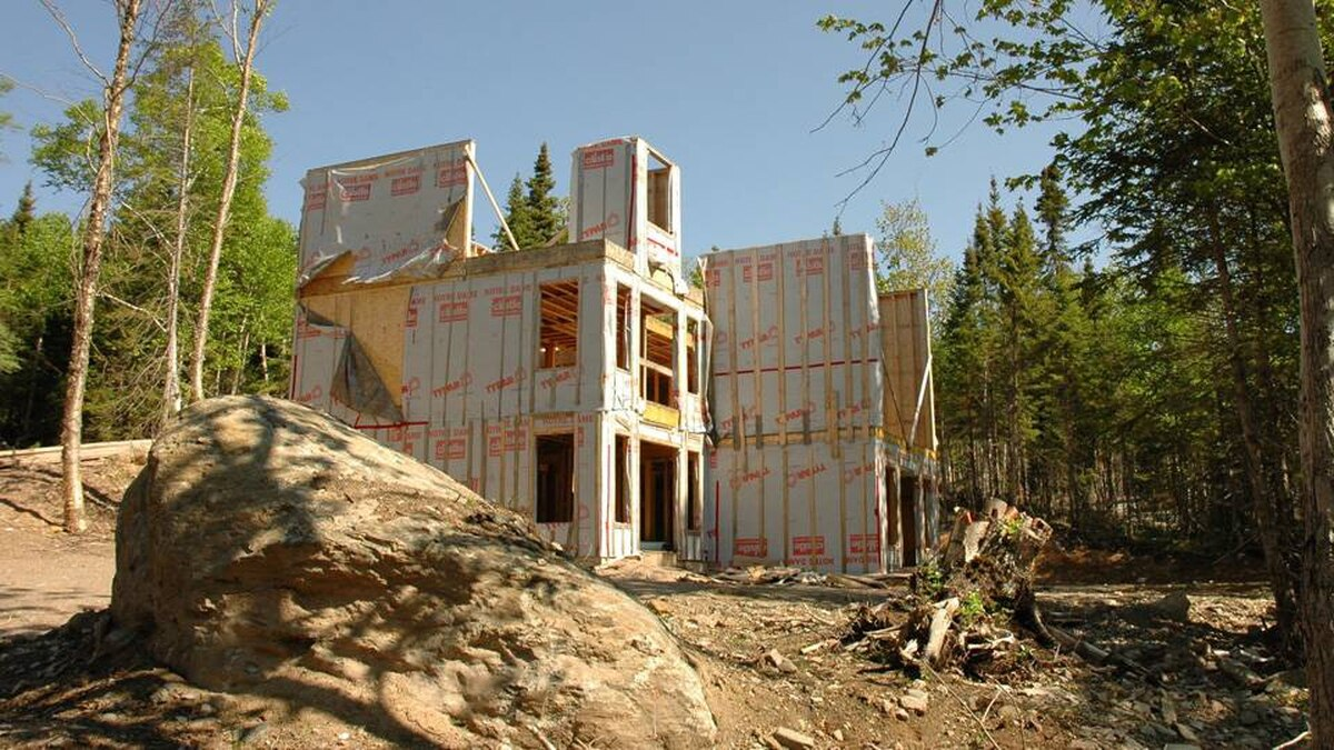 The Humber Valley Resort development.