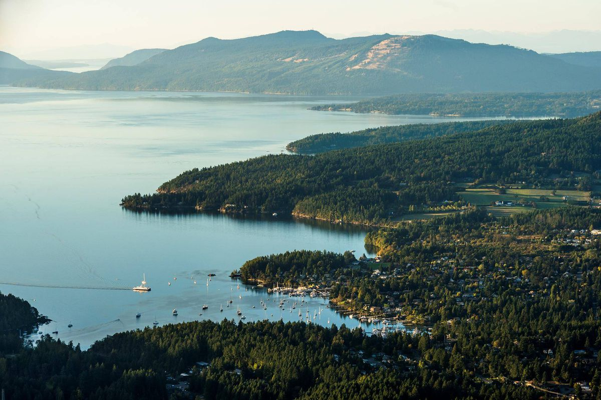 Where To Stay On Salt Spring Island