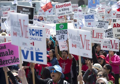 Canada province to ban abortion protests outside clinics