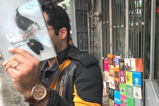 A forbidden story makes its way into Iran