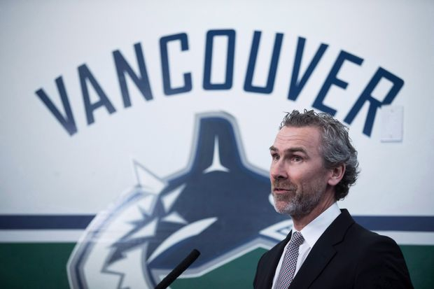 Vancouver Canucks are shining bright without Trevor Linden