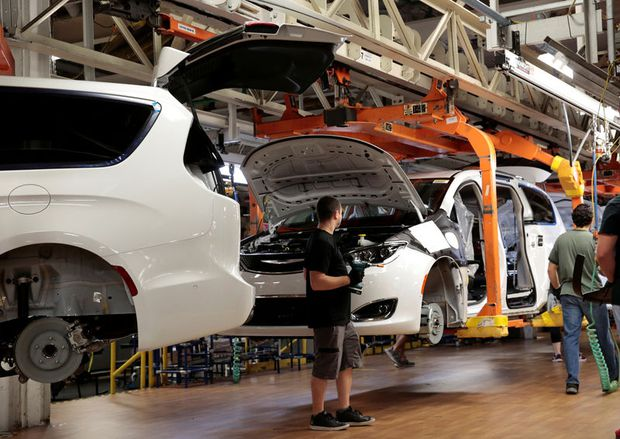 Ontario government writes off $445-million loan to Chrysler from global financial crisis