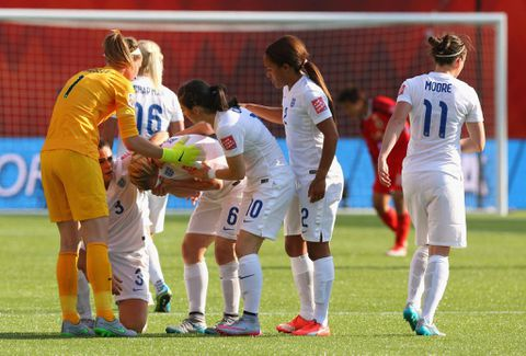 England knocked out of World Cup on heartbreaking own goal in semi-final