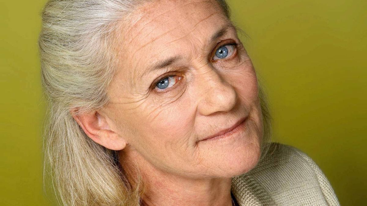 Elisabeth Badinter pictured in 2007