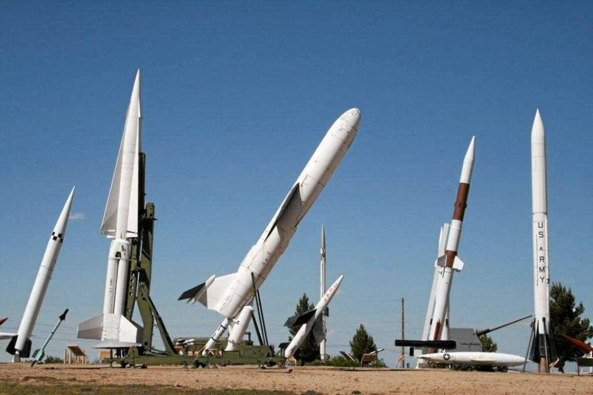 A scene from the documentary: PAX Americana: The Weaponization Of Space.