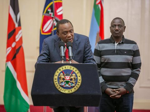 Supreme Court declares Kenyan presidential election invalid
