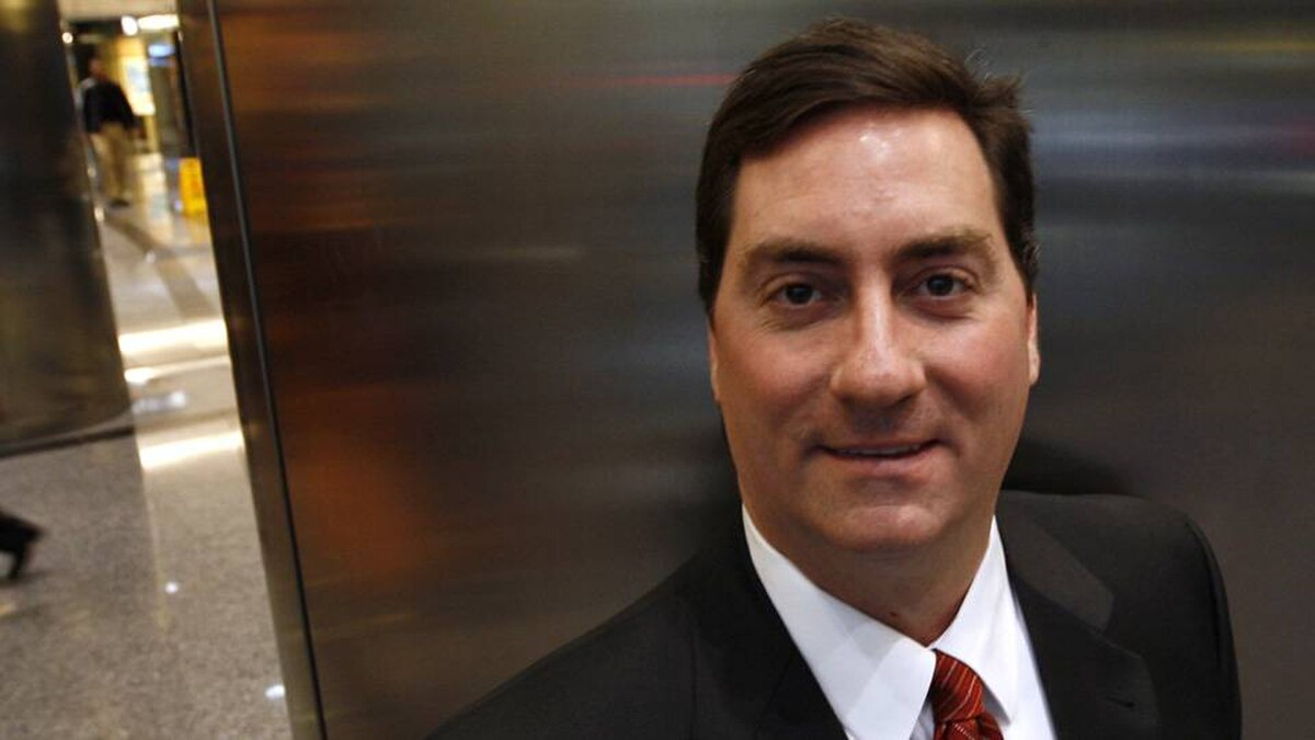 Mark Rose, Chief Executive Officer of Avison Young Inc. poses for a portrait at the company offices in Toronto.