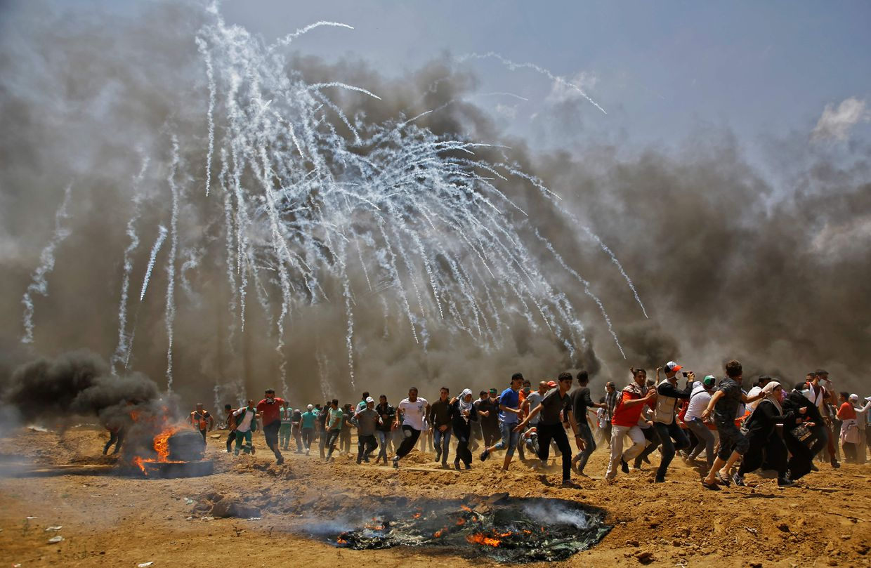 What you need to know about the Gaza border violence and the global backlash against Israel