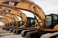 Finning International is the world's biggest dealer of Caterpillar heavy equipment.