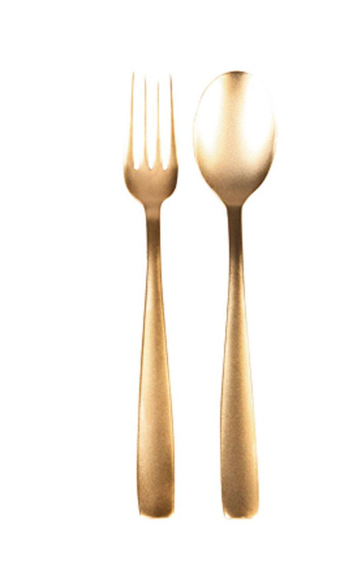 24-piece Midas Cutlery set, $250 at Good Egg (www.goodegg.ca).