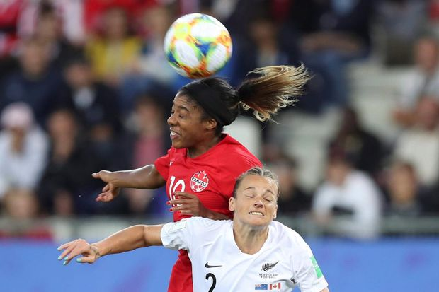 Study finds female soccer players more likely to undergo medical assessments after head trauma than men